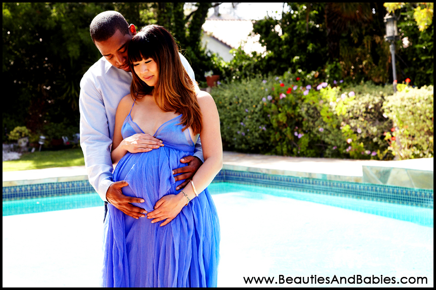 top los angeles maternity photography professional