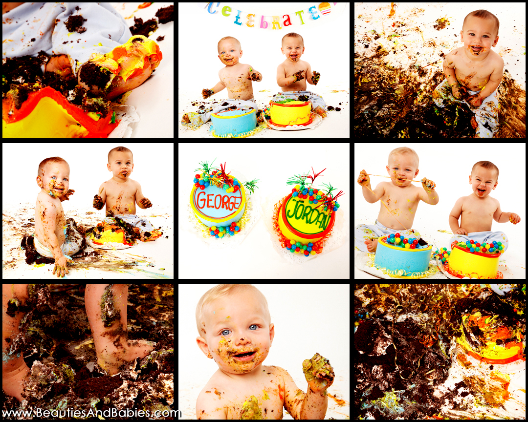 professional one year old birthday pictures Los Angeles