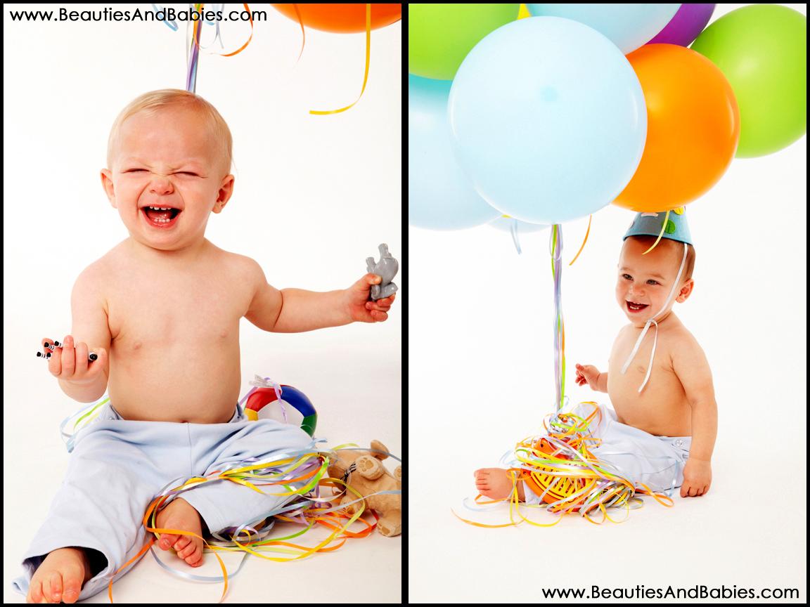Los Angeles kids birthday photography professional studio