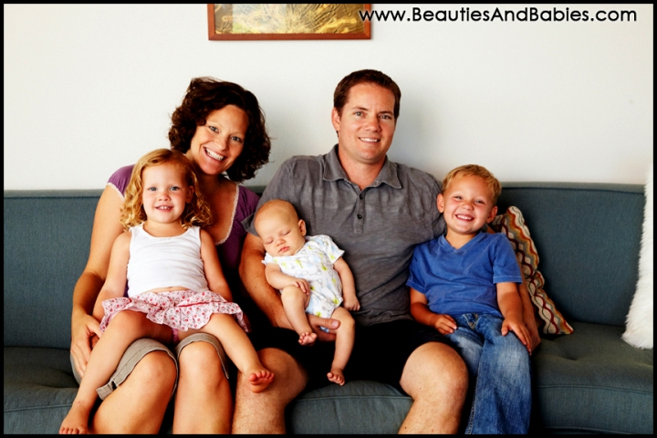 top family and childrens portrait photography Los Angeles