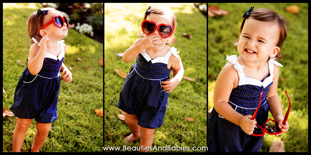 los angeles outdoor baby and child photography