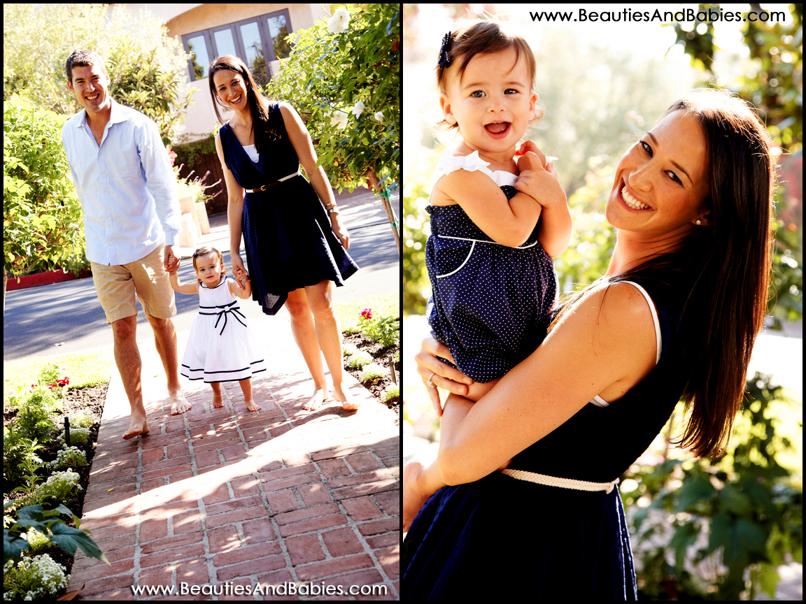 Los Angeles creative family photography