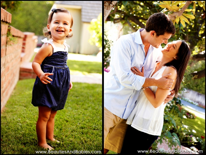 professional family photography studio Los Angeles photographer