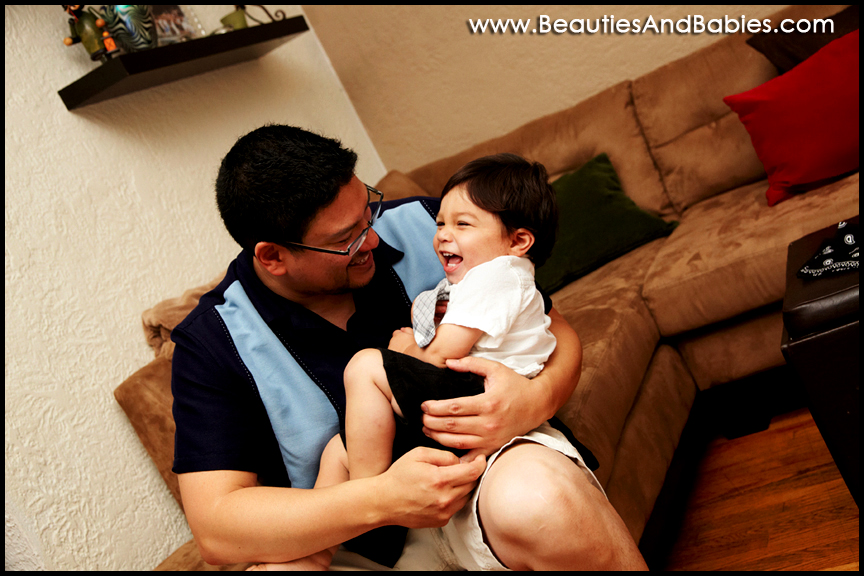 Los Angeles professional baby and child photographer
