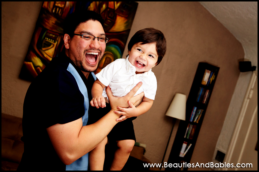 father son professional pictures Los Angeles photographer