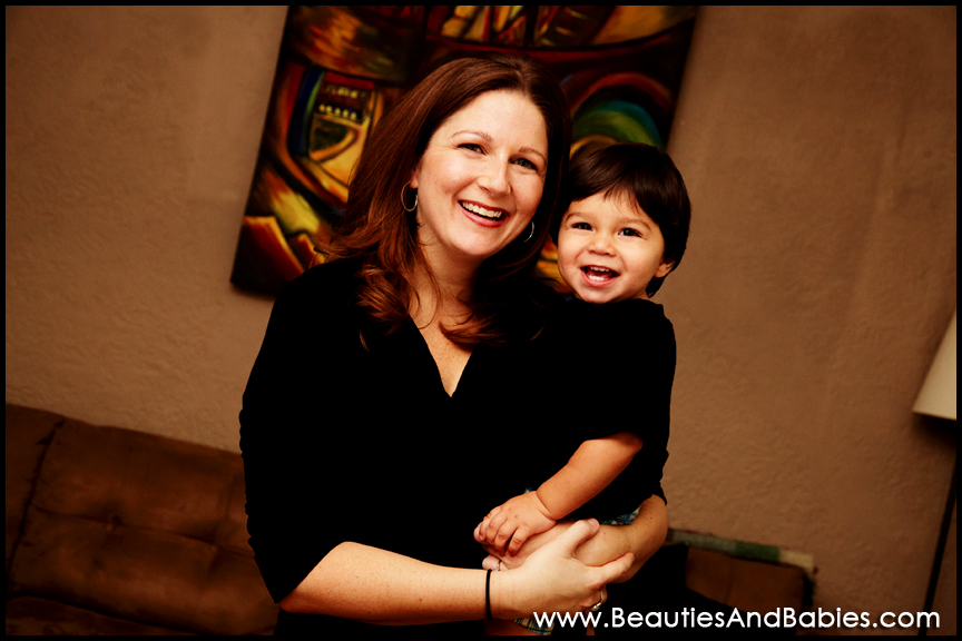 professional mother son pictures Los Angeles