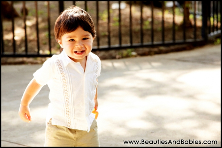 one year old portrait photography Los Angeles
