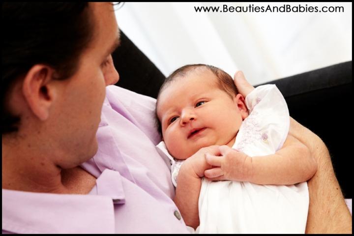 Los Angeles professional newborn baby photographer