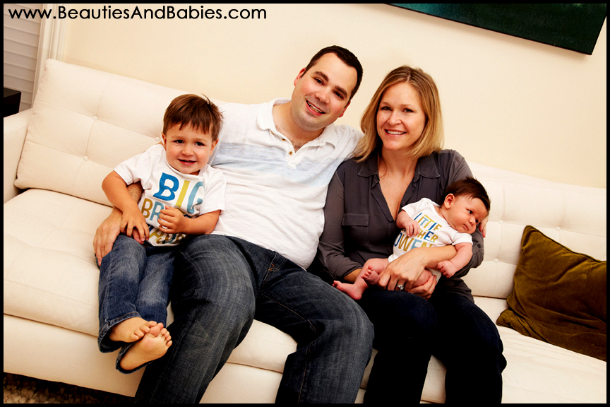 professional family pictures Los Angeles photography studio