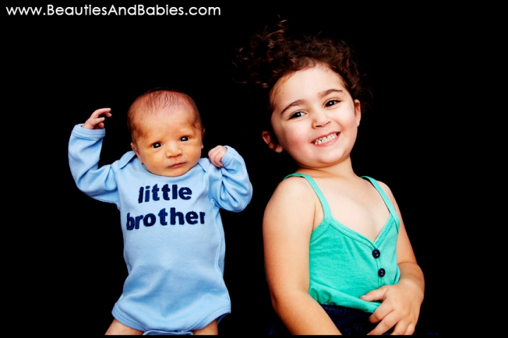 Los Angeles sibling pictures professional photography studio
