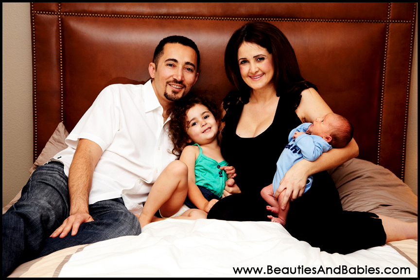 professional family portrait photography Los Angeles
