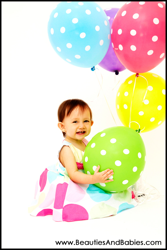 best baby and child photographer Los Angeles baby birthday photography
