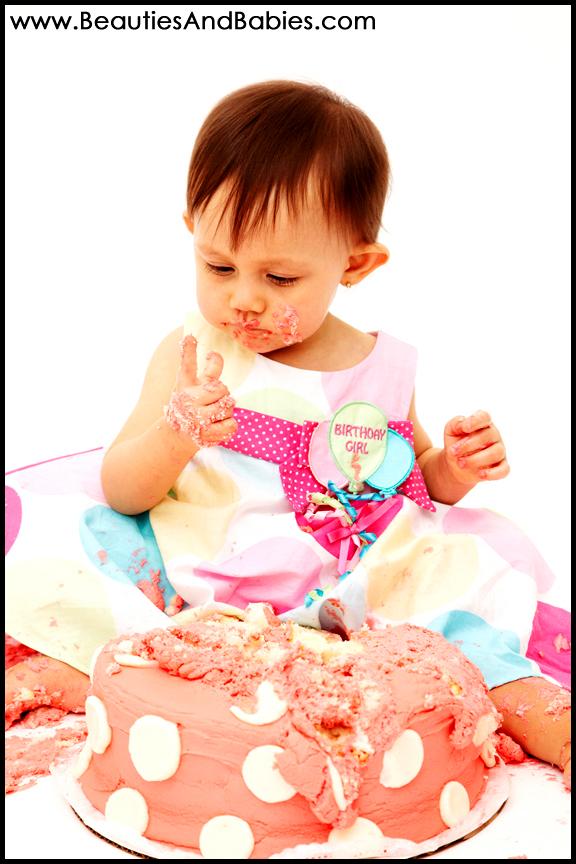 baby eating birthday cake los angeles cake smash photography on images baby eating birthday cake