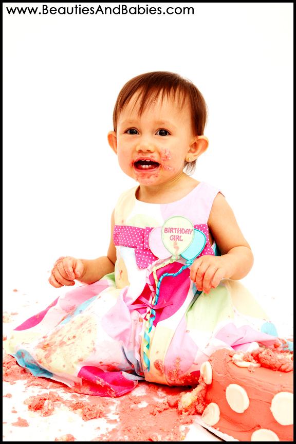 best LA baby professional photographer