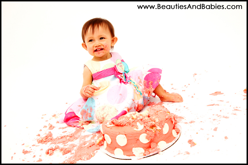 First Birthday Baby Photo Shoot Professional Child Photographer Los