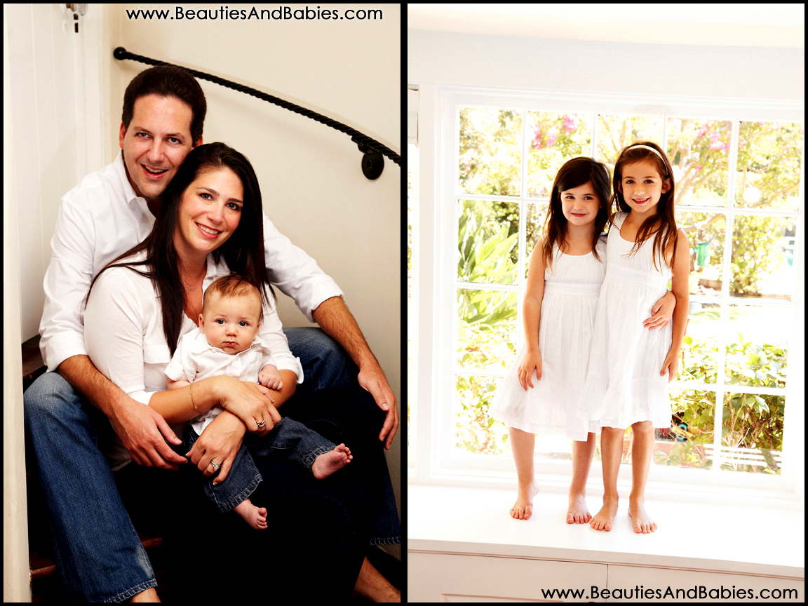 Los Angeles professional family photographer
