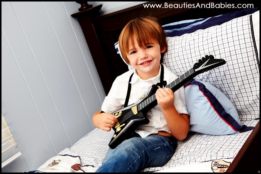Los Angeles little boy creative pictures photographer