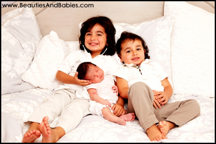 professional sibling pictures Los Angeles children's photographer