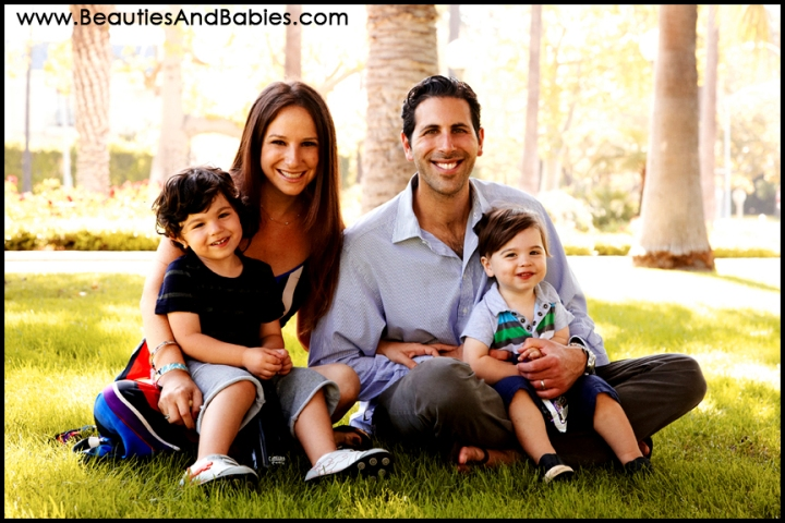 top Los Angeles family portrait photography professional