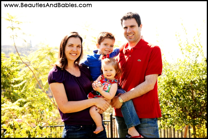 family portrait photography Los Angeles professional phtoographer