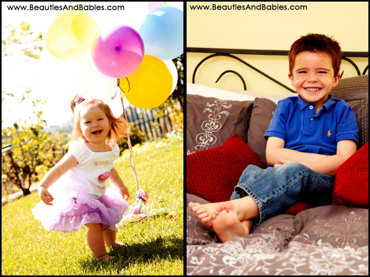best children's portrait photography of Los Angeles and Pasadena