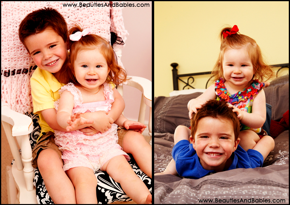 big brother little sister professional sibling pictures Los Angeles phtoographer
