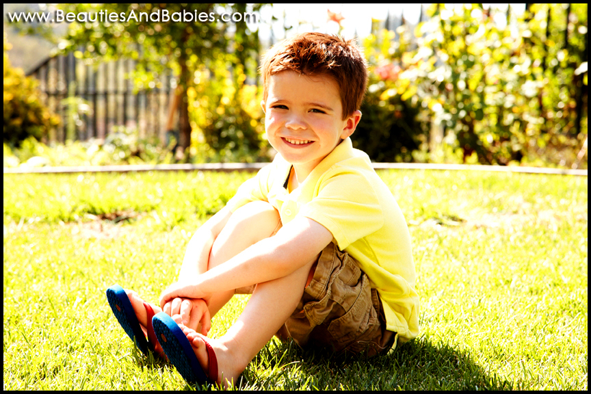 professional child photography outdoors natural light Los Angeles