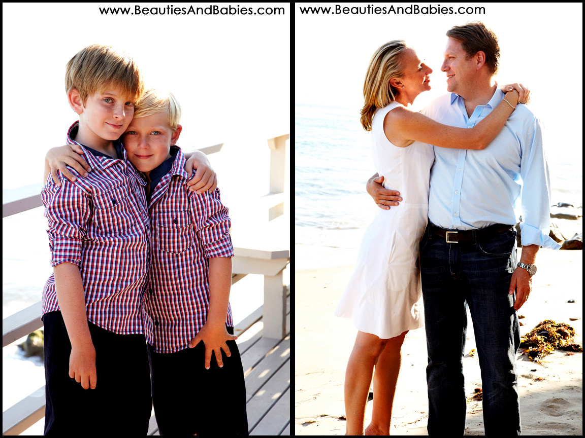 creative family beach photography Los Angeles and Malibu
