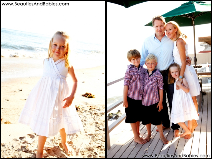 professional family pictures Malibu and West Los Angeles