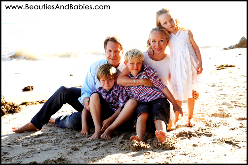 top Los Angeles family portrait photography