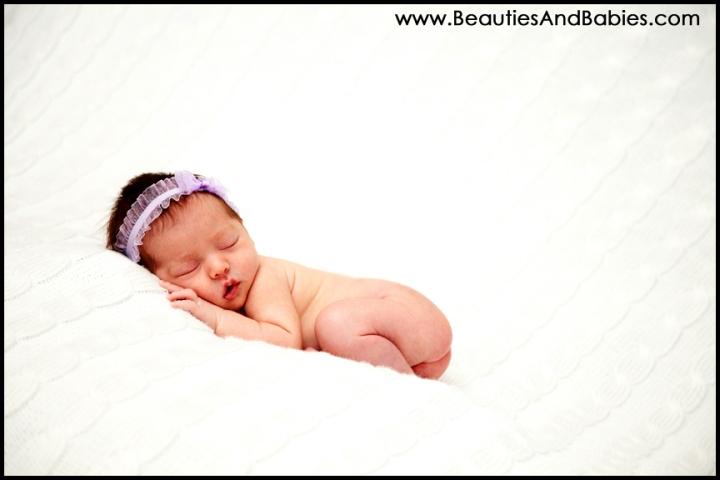 best LA professional newborn baby photography