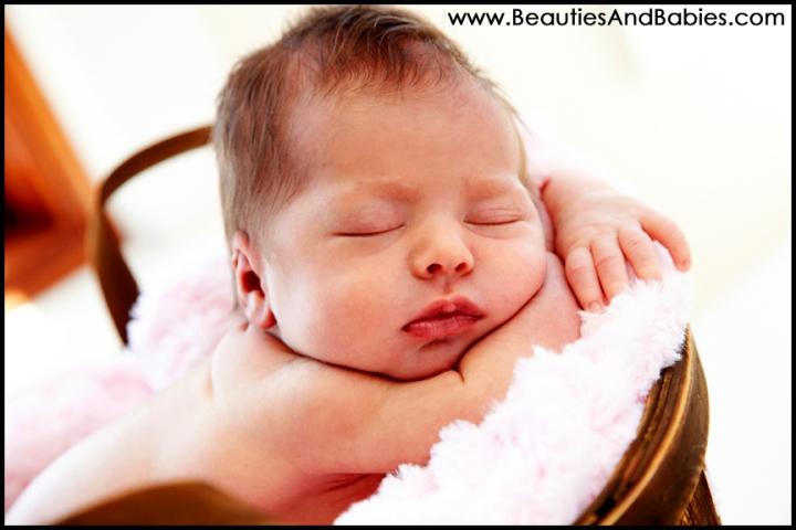 newborn baby portrait photography Los Angeles