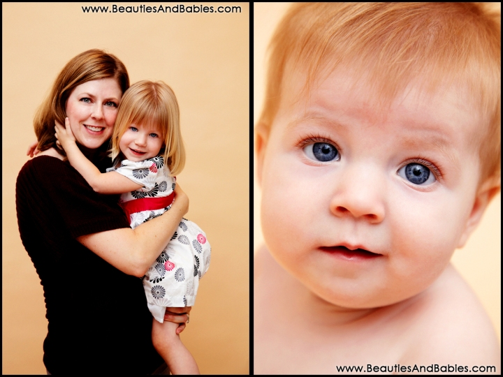 family photography in studio Los Angeles professional photography studio