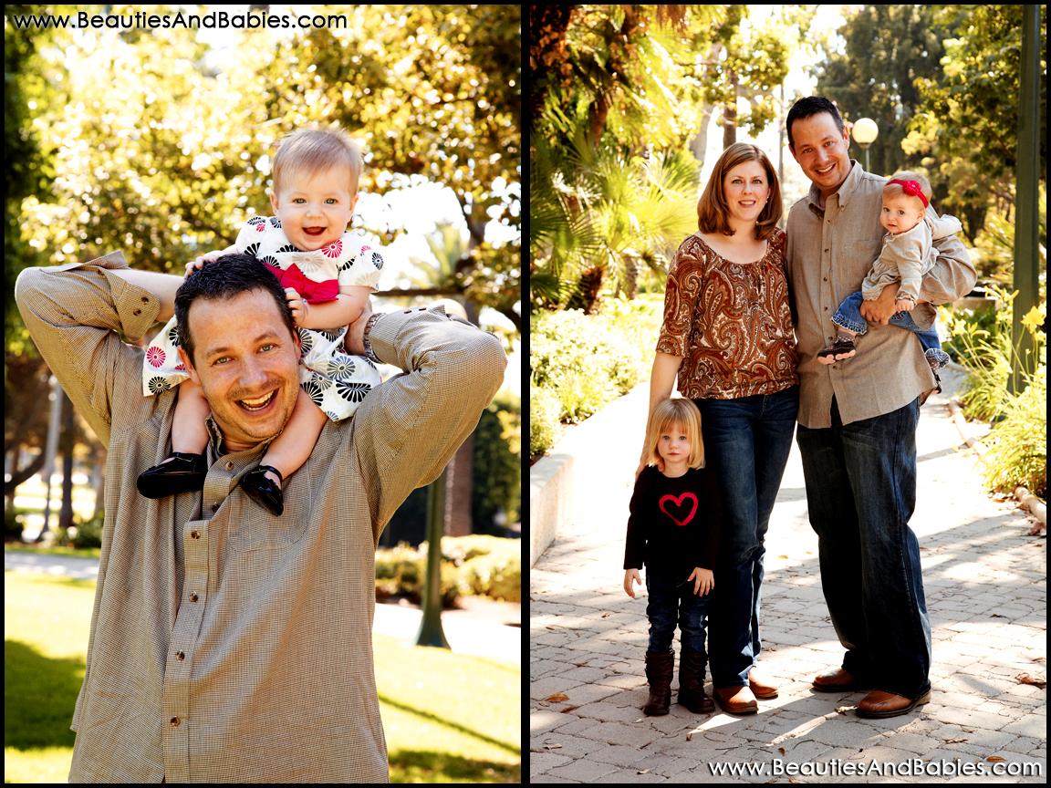 outdoor professional family and child photography Los Angeles photograpehr