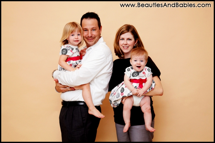 top Los Angeles family portrait photography studio
