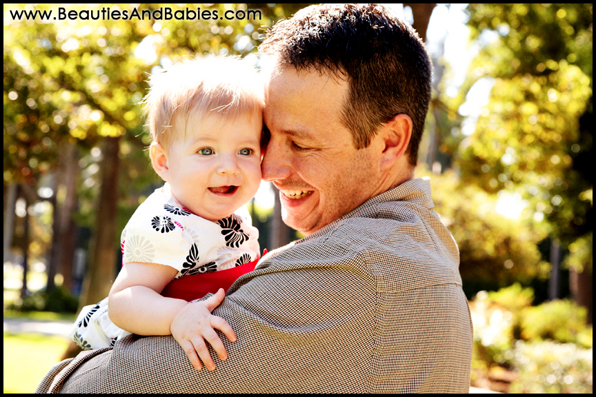 professional father daughter pictures Los Angeles photographer