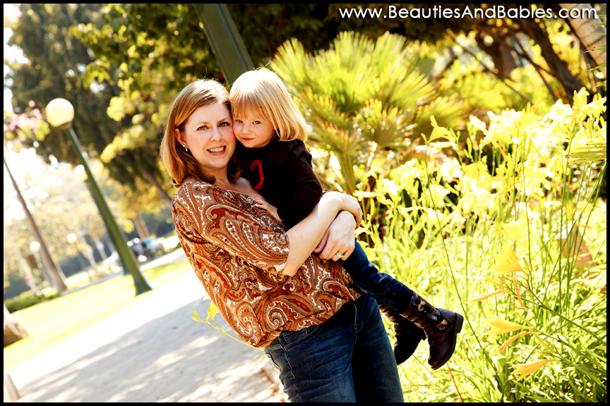 mother daughter professional pictures Los Angeles photographer