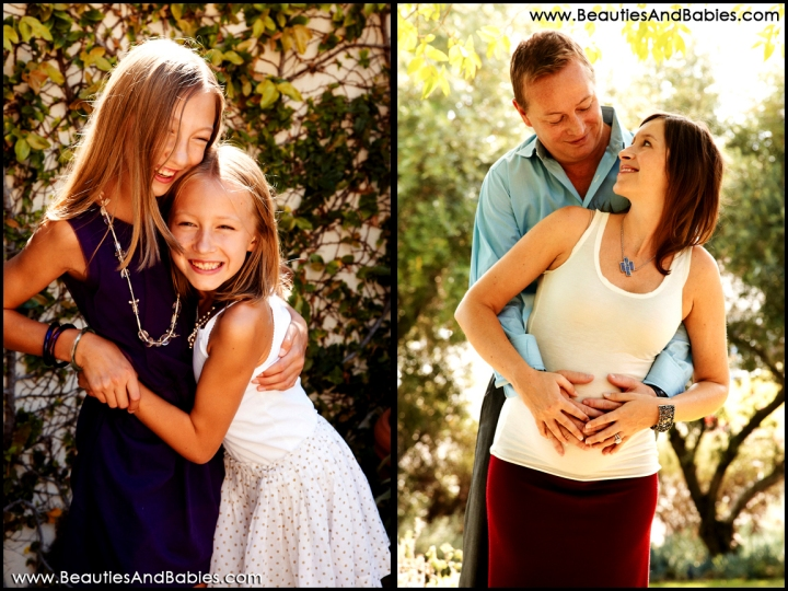 best Los Angeles family and pregnancy photographer