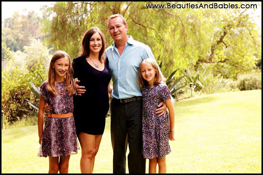 top Los Angeles family portrait photographer
