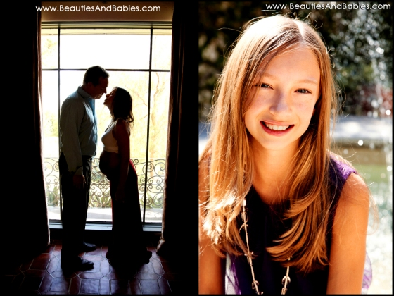 top los angeles maternity and family photographer