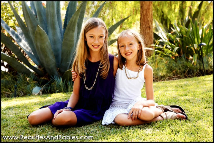 two sisters professional pictures Los Angeles photographer