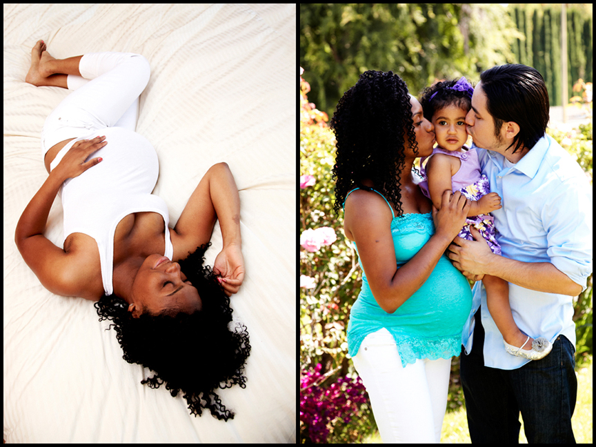 expectant mother pregnancy photography Los Angeles photographer