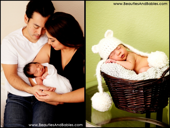newborn baby photography Los Angeles photographer