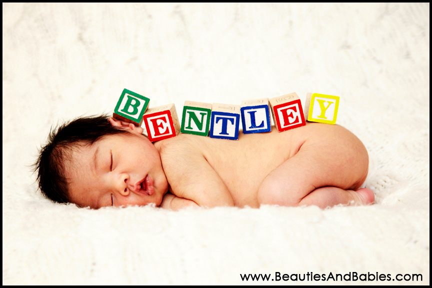 Professional Newborn Baby Picture Ideas