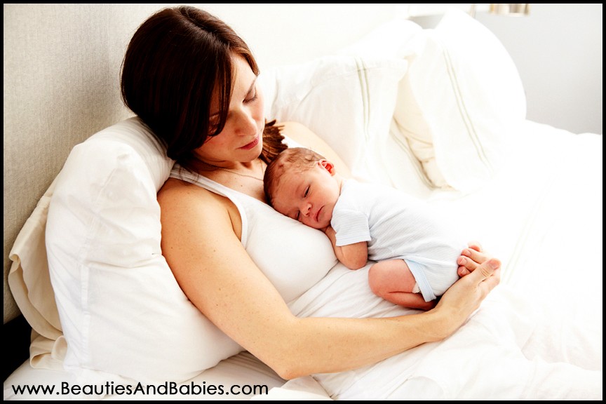 professional pictures of newborn babies Los Angeles