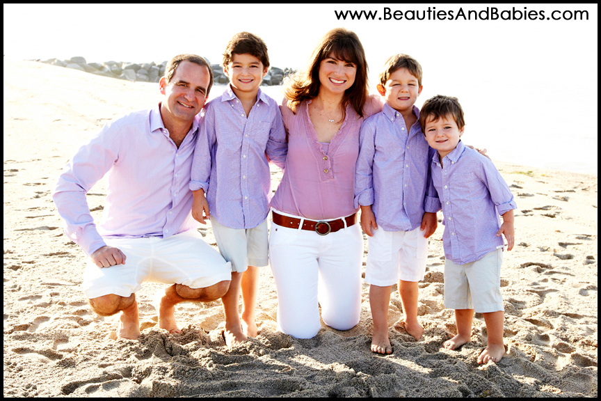 best LA family portrait photographer
