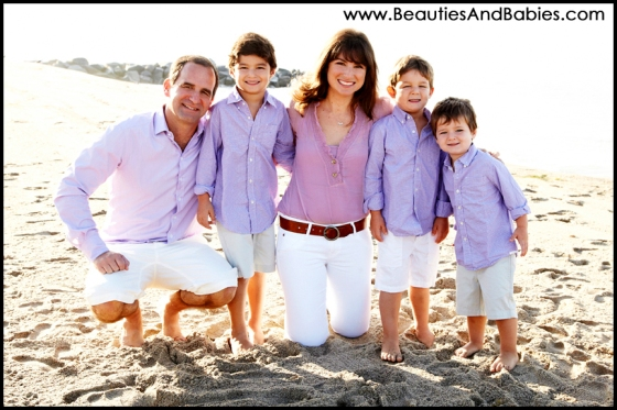 best LA family portrait photographer
