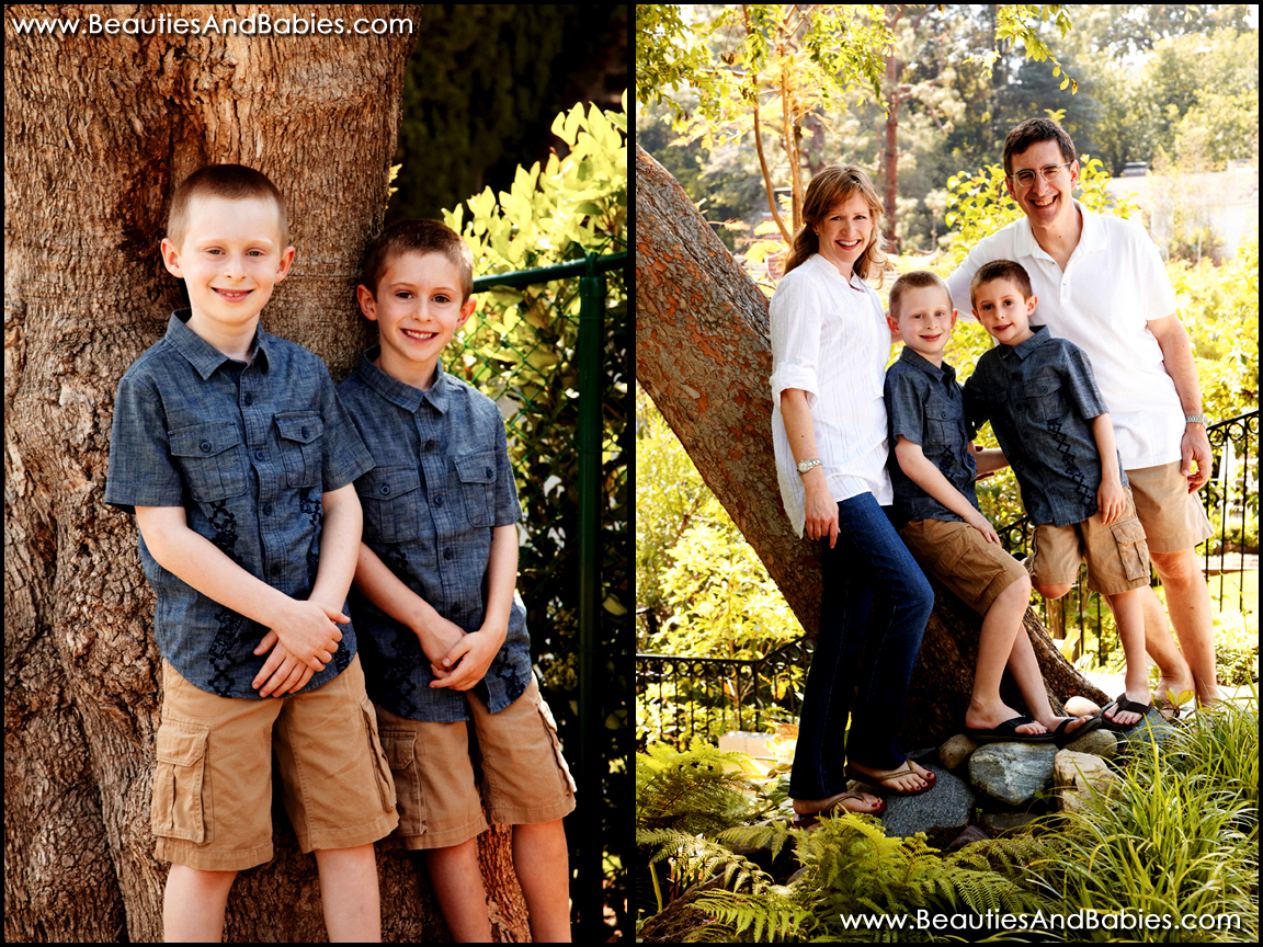 professional family and kids photographer Los Angeles