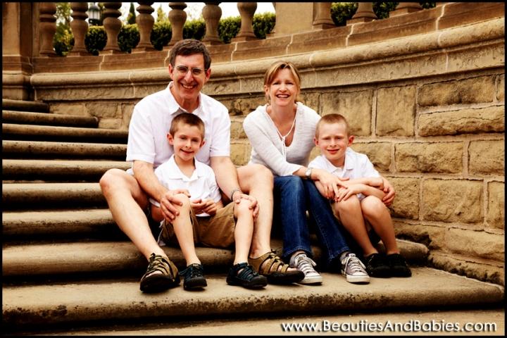 family portrait photographer Los Angeles