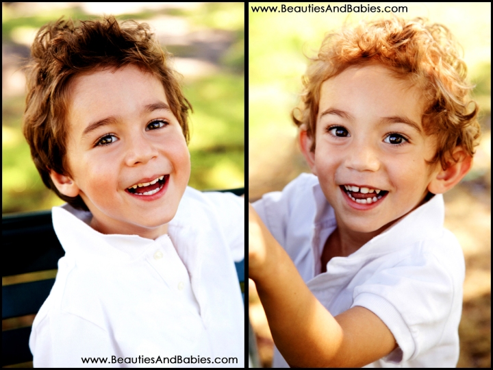 professional pictures of little boys Los Angeles child photographer
